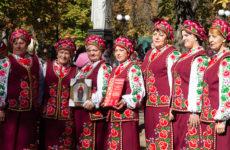 Відбулося обласне свято козацької творчості «На Покрова»