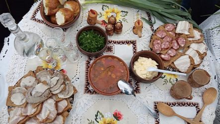 Матвіївський зелений борщ із бичками — смачна кулінарна візитівка Миколаївщини