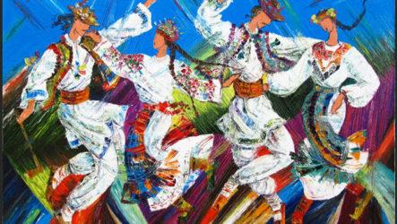 Побутовий танець «Коломийка»: походження, особливості й види
