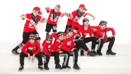 Стилі сучасного танцю: танець у стилі хіп-хоп