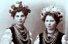 Український костюм: намиста наших прабабусь