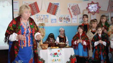 Святки 2019: яскравий фінал у селі Мала Мечетня Кривоозерського району