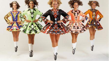 Як ірландський танець став популярним