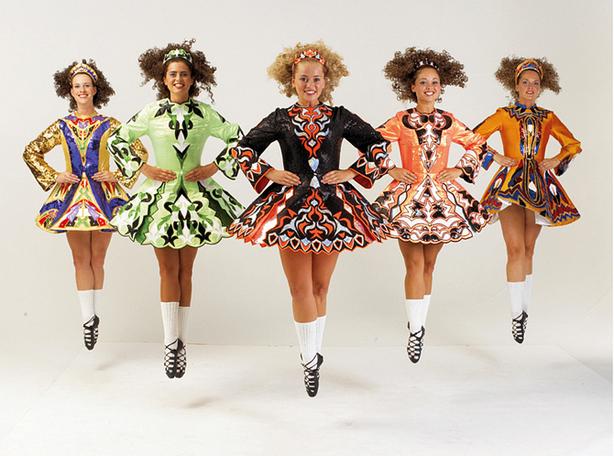 Ірландський танець
