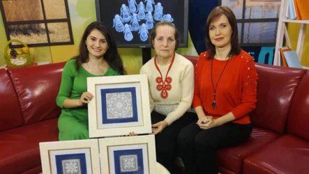 «Новий день» із Валентиною Кривцовою і Лідією Асріянц