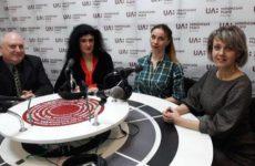 «Український клуб» із Анатолієм Кривошеєм, Олесею Климчук та Іриною Хохольковою