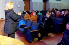 Як пройшов огляд сільських театральних колективів на базі Вознесенського МБК