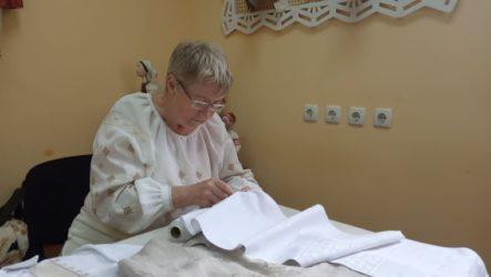 «Новий день» з майстринею НТО «Прибужжя» Жанною Семененко-Руських