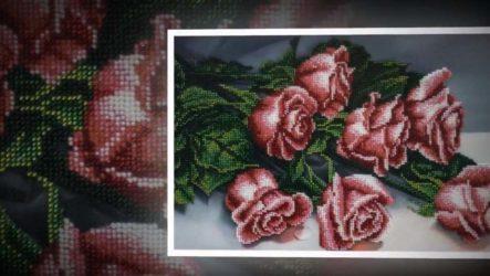 Мистецтво вишивки картин бісером від давніх часів до сьогодні