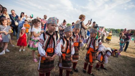 «Етнічна спадщина» — етнокультурне свято Миколаївщини