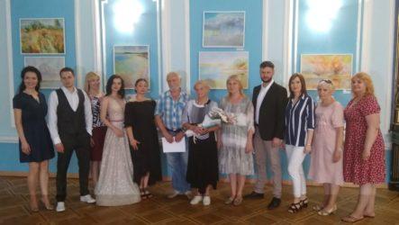 «Нові імена Миколаївщини»: відкриття персональної виставки Ігоря Карачевського