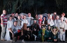 Усеукраїнський фестиваль театрального мистецтва «Від Гіпаніса до Борисфена 2020»