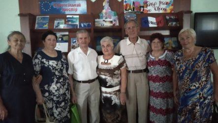 Як пройшла творча зустріч із поетом і композитором Володимиром Ніцаком