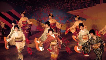 Японський танець: легенди, види, атрибути