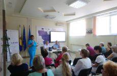Основні моменти навчального семінару «Розвиток галузі культури в ОТГ: стратегічне бачення»