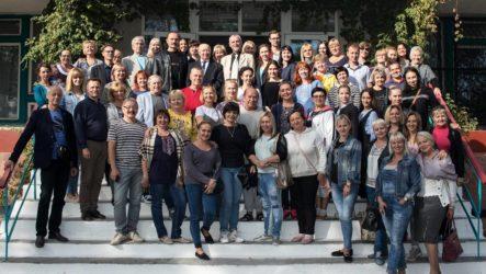 На Миколаївщині зібралися хореографи з усієї України