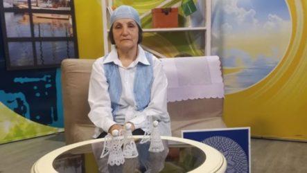 «Новий день» з майстринею НТО «Прибужжя» Лідією Асріянц