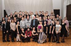 Підсумки обласного семінару-практикуму з народного танцю