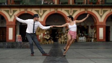 Стилі сучасного танцю: лінді хоп