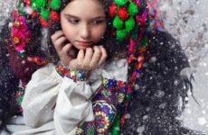 Українське зимове вбрання: види та обрядове значення