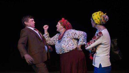 Стартує обласний огляд сільських театральних колективів