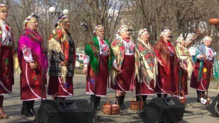 Аматори Миколаївщини виступили на обласному святі «Масляна»