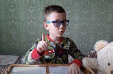 Казки мого дитинства. Дімітрій Омельченко — «Казка про маленьку жовту машинку»