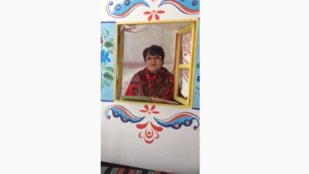Казки мого дитинства. Світлана Плужник — «Казка про дівчинку Наталочку та сріблясту рибку»