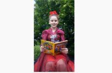 Казки мого дитинства. Олена Костик — «Як народилося яблучко»