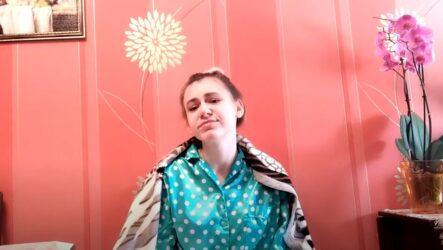 Казки мого дитинства. Анна Дементьєва — «Язиката Хвеська»