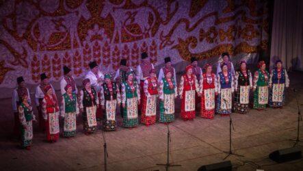 До 50-річчя Баштанського народного хору: становлення й унікальність колективу, привітання