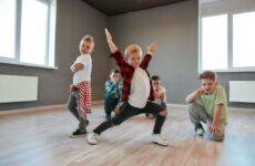 Майстер-клас із хореографічного мистецтва 03.10