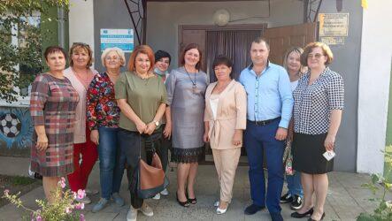 Акція «Від громади до громади»: Снігурівська й Березнегуватська ОТГ