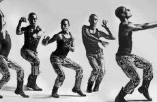 Стилі сучасного танцю: вакінг