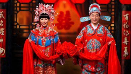 Весільне вбрання: традиції різних країн
