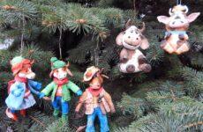 Під знаком Білого Бика: особливості символу року, новорічний декор та іграшки від майстрів Миколаївщини