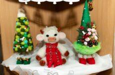 Відкриття виставки «Феєрія зимових свят»