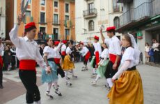 Фестиваль вовни та сільського весілля в Іспанії