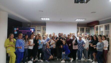 Проведений обласний семінар «Робота керівника аматорського театру над виставою»