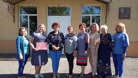 Акція «Від громади до громади»: Володимирівська сільська рада