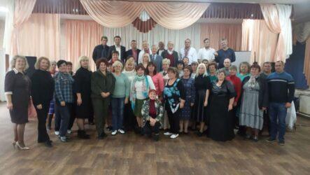 Акція «Від громади до громади»: Кривоозерська територіальна громада