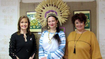 В «Етносвітлиці» відкрита персональна виставка Тетяни Кравець